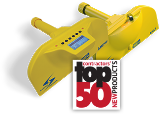 SubSurface Instruments, AML Plus and AML Pro Products - Badge for Contractors' Top 50 New Products Award