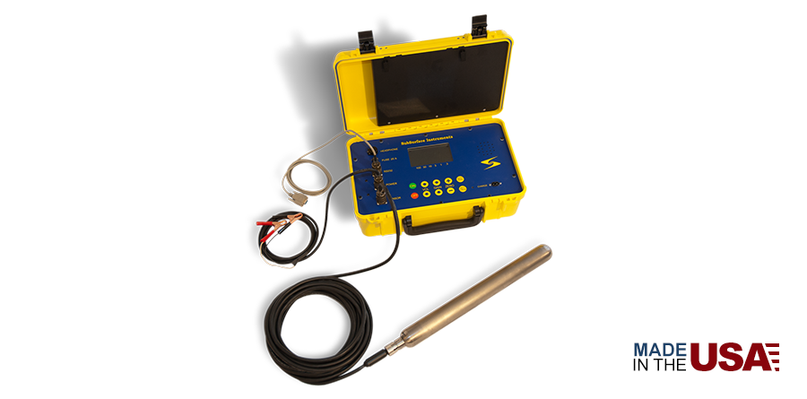BHG (Bore Hole Gradiometer) with Sensor - SubSurface Instruments Products, Made in the USA