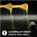 SubSurface Instruments, AML (All Materials Locator) Product - Locating an Object Video Thumbnail