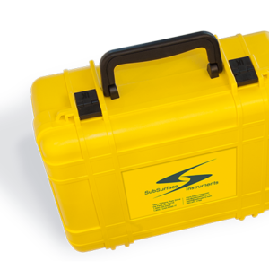 Magnetic Underwater Locator (MUL) Carrying Case - SubSurface Instruments Products, Made in the USA