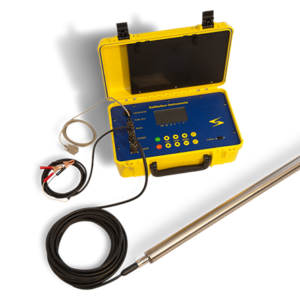 MUL (Magnetic Underwater Locator) with Sensor - SubSurface Instruments Products, Made in the USA