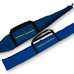 SubSurface Instruments, ML-1 and ML-3 (Magnetic Locator) Product - Blue Soft Carrying Cases, Made in the USA