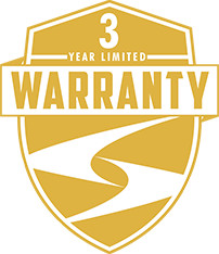 SubSurface Instruments 3 Year Limited Warranty Badge