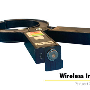 Wireless Inductive Clamp (WIC) Pipe and Cable Locators Accessories USB charging port, Made in the USA - SubSurface Instruments Product