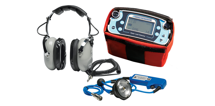 LD-18 Leak Detector Main System, Made in the USA - SubSurface Instruments Product