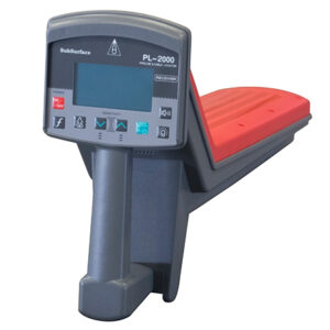 PL-2000 Pipe and Cable locator receiver, Made in the USA - SubSurface Instruments Product