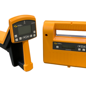 PL-G Pipe and Cable Locator Full System View, Transmitter and Receiver, Made in the USA - SubSurface Instruments Product