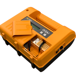 PL-G Pipe and Cable Locator Transmitter with Open Battery Compartment, Made in the USA - SubSurface Instruments Product