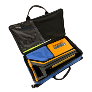 PL-G Pipe and Cable Locator Transmitter Case, Open, Made in the USA - SubSurface Instruments Product
