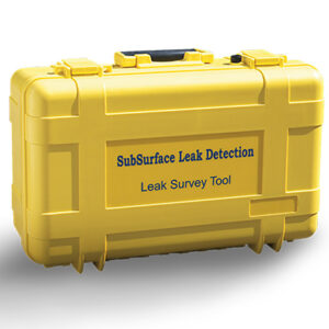 LD-18 Leak Detector Carrying Case, Made in the USA - SubSurface Instruments Product